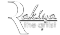 Rakiya The Artist Logo